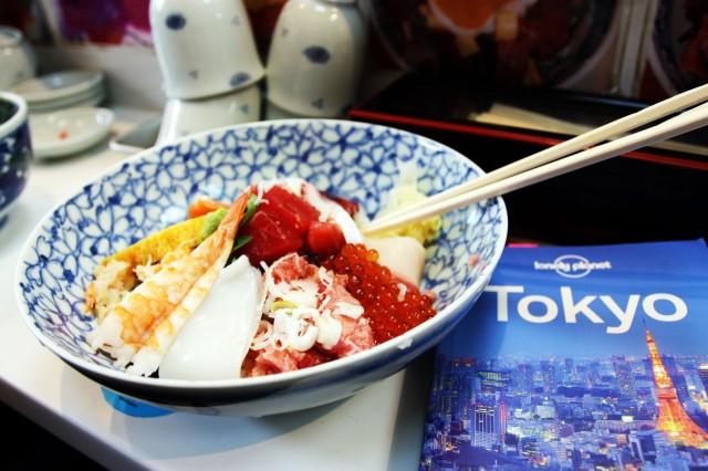 Sushi Breakfast